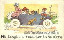 com100399 - Comic Comical Postcard Post Card Old Vintage Antique