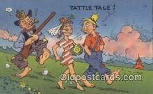 com100425 - Comic Comical Postcard Post Card Old Vintage Antique