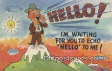 com100433 - Comic Comical Postcard Post Card Old Vintage Antique