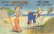 com100435 - Comic Comical Postcard Post Card Old Vintage Antique