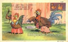 com100439 - Comic Comical Postcard Post Card Old Vintage Antique