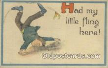 com100448 - Comic Comical Postcard Post Card Old Vintage Antique