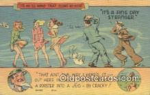 com100457 - Comic Comical Postcard Post Card Old Vintage Antique