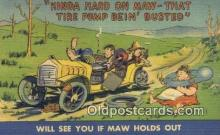 com100594 - Comic Comical Postcard Post Card Old Vintage Antique