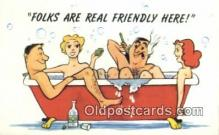 com100635 - Comic Comical Postcard Post Card Old Vintage Antique