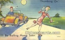 com100638 - Comic Comical Postcard Post Card Old Vintage Antique