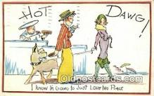 com100654 - Comic Comical Postcard Post Card Old Vintage Antique