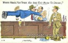 com100657 - Comic Comical Postcard Post Card Old Vintage Antique