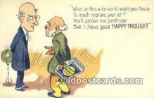 com100660 - Comic Comical Postcard Post Card Old Vintage Antique