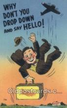 com100665 - Comic Comical Postcard Post Card Old Vintage Antique
