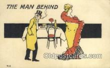 com100678 - Comic Comical Postcard Post Card Old Vintage Antique