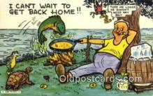 com100679 - Comic Comical Postcard Post Card Old Vintage Antique