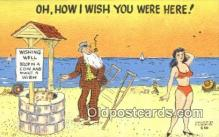 com100699 - Comic Comical Postcard Post Card Old Vintage Antique