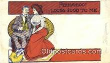 com100700 - Comic Comical Postcard Post Card Old Vintage Antique
