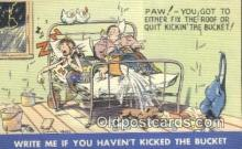 com100748 - Comic Comical Postcard Post Card Old Vintage Antique