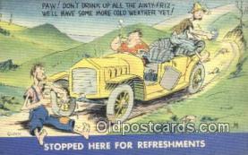 com100749 - Comic Comical Postcard Post Card Old Vintage Antique