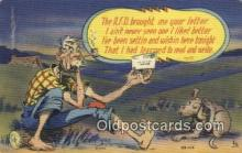 com100752 - Comic Comical Postcard Post Card Old Vintage Antique