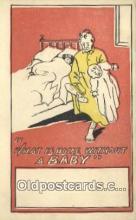 com100770 - Comic Comical Postcard Post Card Old Vintage Antique