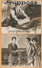 com100788 - Comic Comical Postcard Post Card Old Vintage Antique