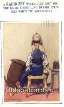com100795 - Artist Tempest, Comic Comical Postcard Post Card Old Vintage Antique