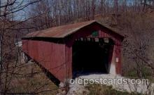 cou100061 - Bainbridge, Putnam County, Indiana USA  Pine Bluff Bridge