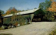 cou100071 - Unknown Covered Bridge