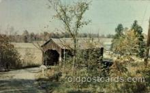 cou100081 - Nashville, IndianaUSA Covered Bridge