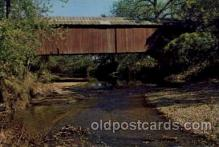 cou100088 - Greencastle, Putnam County, IN USA  The Ocala Bridge