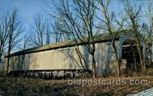 cou100100 - Pake County, Indiana USA State Sanatorium Bridge