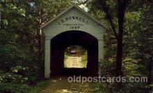 cou100101 - Rockville, Indiana USA J. H. Russell Bridge