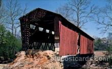 cou100111 - Putnamville, Putnam Co., IN USA Putnamville Bridge