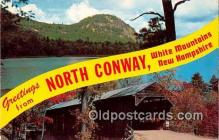 cou100747 - Covered Bridge Vintage Postcard