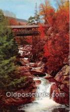 cou101068 - Covered Bridge Vintage Postcard