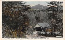 cou101164 - Covered Bridge Vintage Postcard