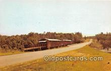 cou101239 - Covered Bridge Vintage Postcard