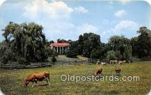 cow000119 - Virginia Farm Shenandoah Valley, Virginia, USA Postcard Post Card