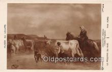cow000138 - Constant Troyon The Ford Postcard Post Card