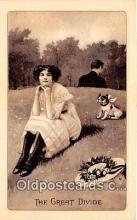 cps001159 - Couples Romance Vintage Postcard