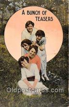 cps001167 - Couples Romance Vintage Postcard