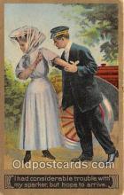 cps001171 - Couples Romance Vintage Postcard