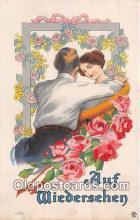 cps001173 - Couples Romance Vintage Postcard
