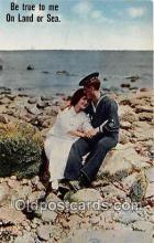 cps001175 - Couples Romance Vintage Postcard