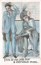 cps001179 - Couples Romance Vintage Postcard