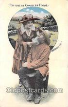 cps001180 - Couples Romance Vintage Postcard