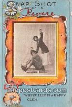 cps001187 - Couples Romance Vintage Postcard