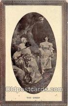 cps001189 - Couples Romance Vintage Postcard