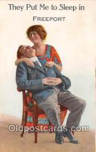 cps001190 - Couples Romance Vintage Postcard