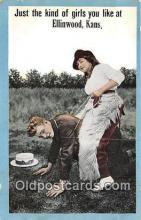 cps001191 - Couples Romance Vintage Postcard