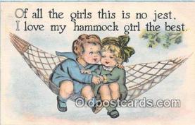cps001221 - Couples Romance Vintage Postcard