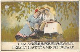 cps001230 - Couples Romance Vintage Postcard